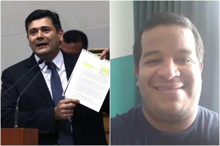 Оцелелият Фреди Супарляно (вляво) и починалият Карлос Салинас. Снимка: unlockers