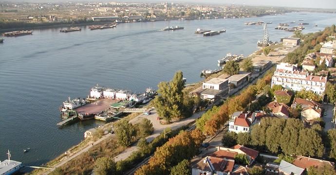 Кадър от Русе. Снимка: ruse-bg.eu