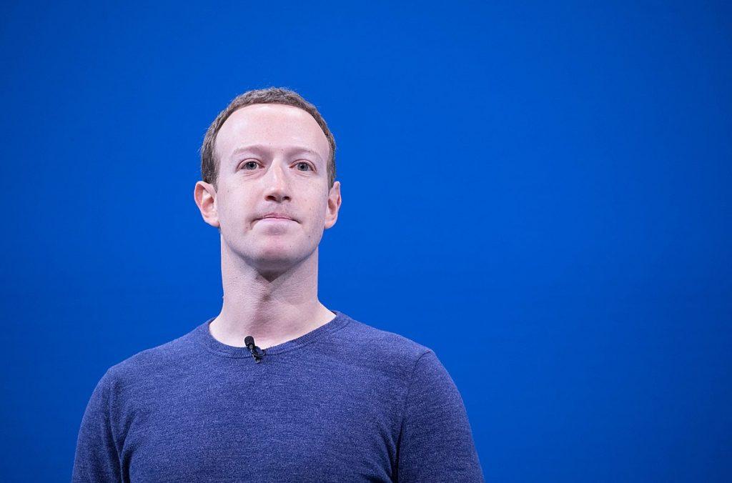Марк Зукърбърг бързо се превърна от една от най-уважаваните в една от най-презираните фигури. Снимка: Wikimedia Commons