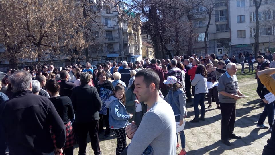 Protest_Plovdiv