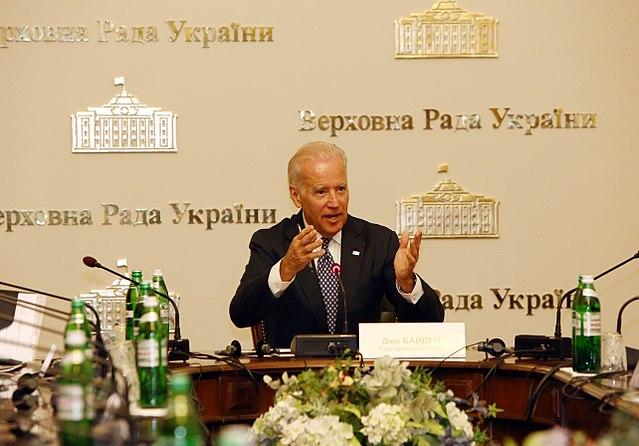 След Майдана Джо Байдън бе определен от Барак Обама за основен отговорник за отношенията с Украйна. Снимка: Wikimedia Commons