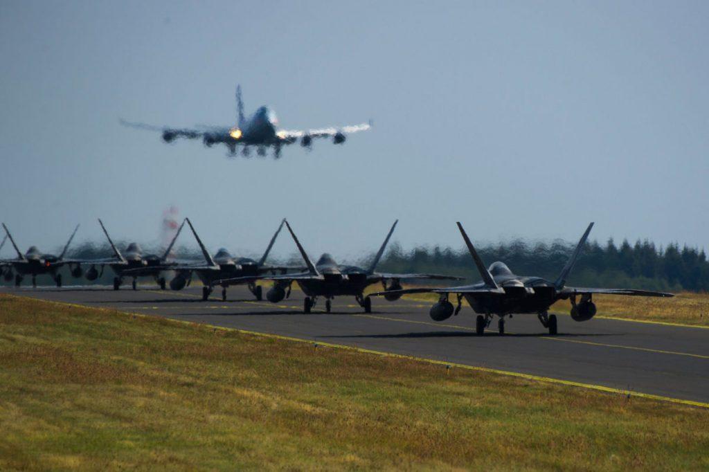 Снимка:  U.S. Air Force