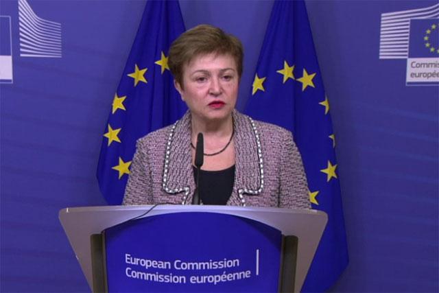 Кристалина Георгиева. Снимка: European Commission