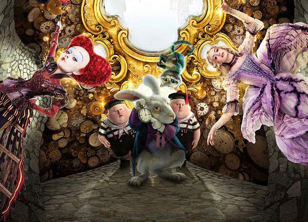 """""""Алиса в огледалния свят"""" може да е добро вдъхновение за всякакво """"Съобщение на МВнР"""""""
