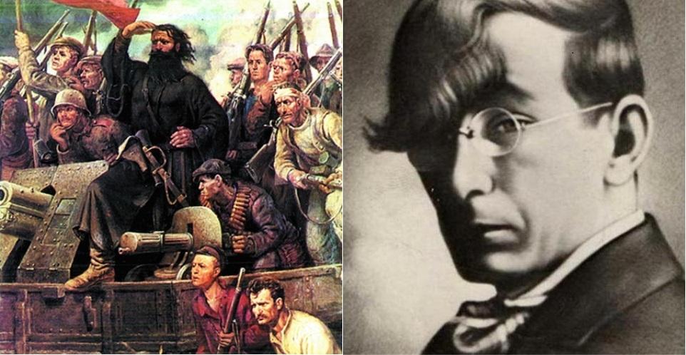 """Септемврийци бяха обезсмъртени от Гео Милев, който плати с живота си за поемата """"Септември"""""""