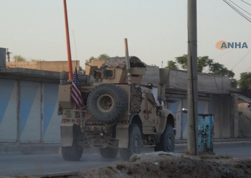Щатските войски започнаха да се изтеглят от някои пунктове по турско-сирийската граница.
