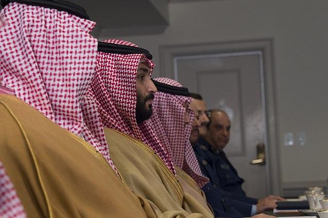 Мохамед бин Салман по време на посещение във Вашингтон през 2018 г. Снимка: Wikimedia Commons
