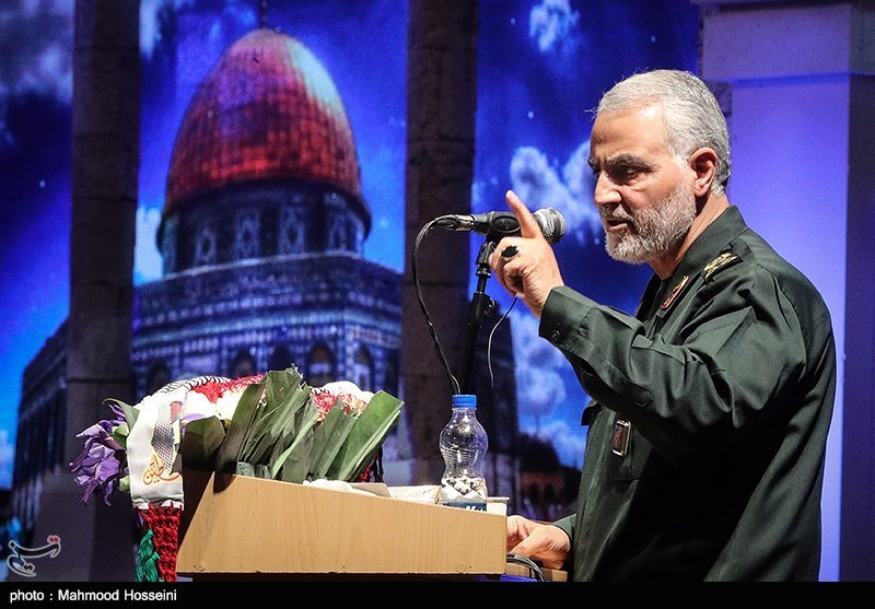 Касем Сюлеймани. Снимка: Wikimedia Commons