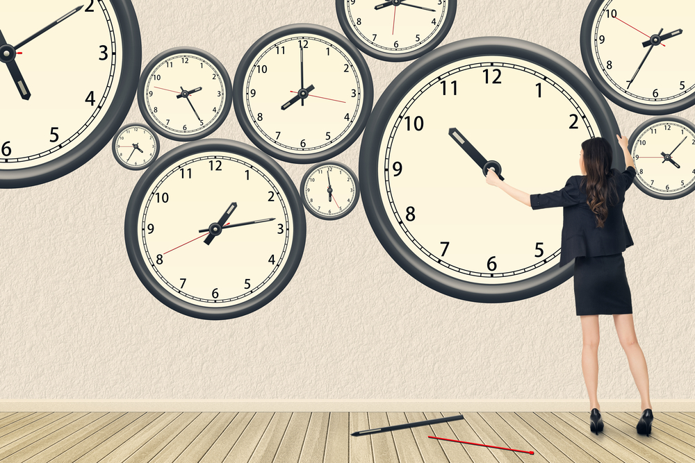 По-късото работно време е от полза и за служителите, и за бизнеса. Илюстрация: Revista Summa