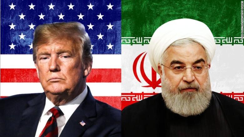 Доналд Тръмп не иска сваля санкциите срещу Иран дори и заради коронавируса, а Хасан Рохани апелира към американския народ да вразуми администрацията си. Снимка: teherantimes.com