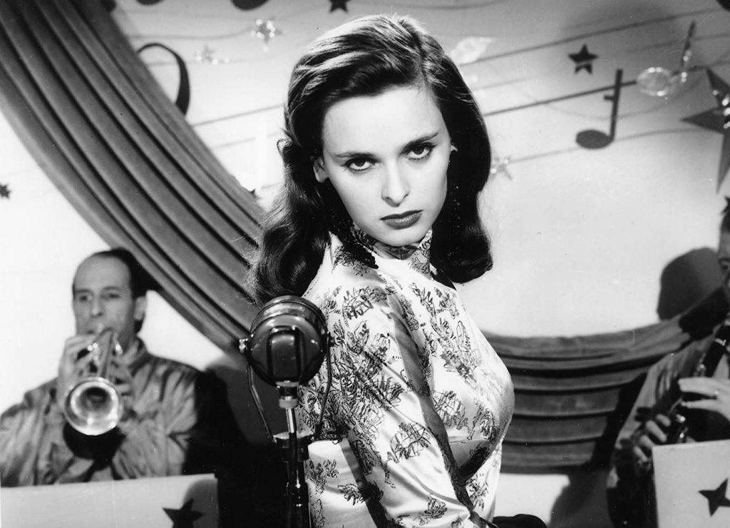 """Лучия Бозе във филма на Микеланджело Антониони """"Дамата без камелиите"""", 1953 г."""