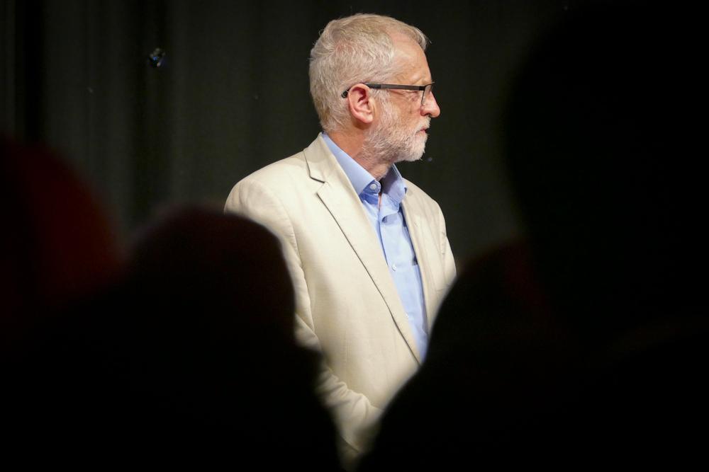 Дясното крило на Лейбъристката партия никогха не се примири с лидерството на Джереми Корбин. Снимка: Wikimedia Commons