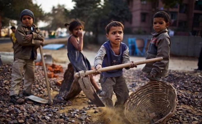 Детският труд е особено голям проблем в страни като Бразилия. Снимка: www.guardadosferreiros.com