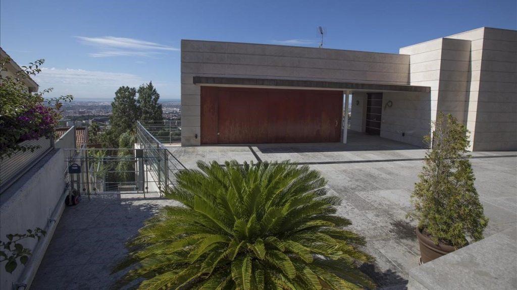 Част от обявената за продан къща в Барселона. Снимка: El Periodico