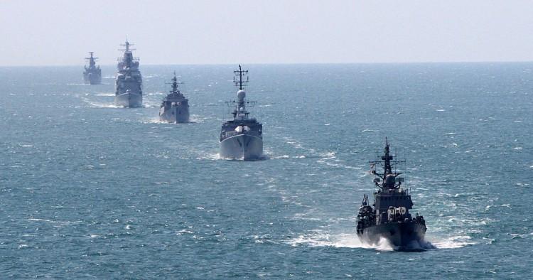 Ученията на НАТО в Черно море през последните години са много по-чести. Снимка: Middle East Institute
