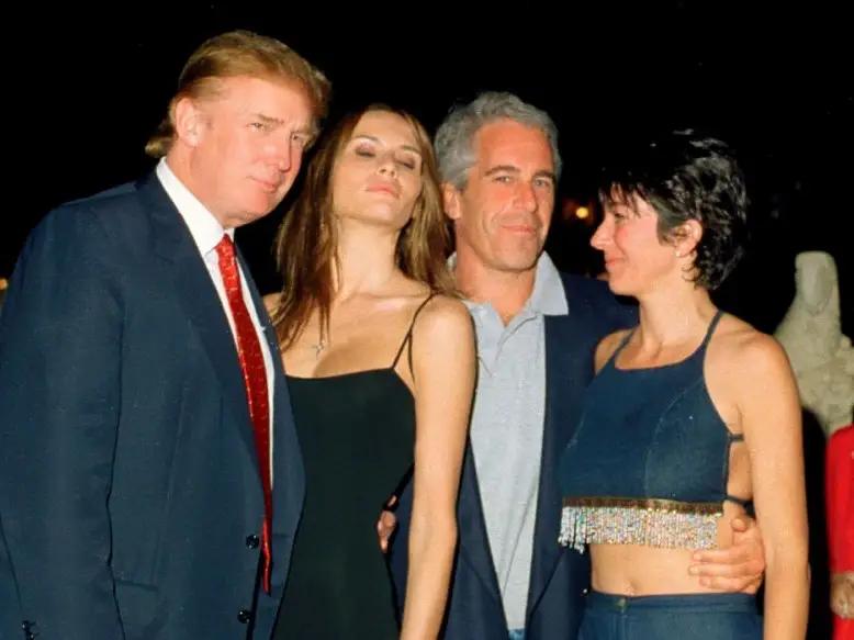 Семейство Тръмп е сред многото богати и известни, имали отношения с Епстайн и Максуел през годините