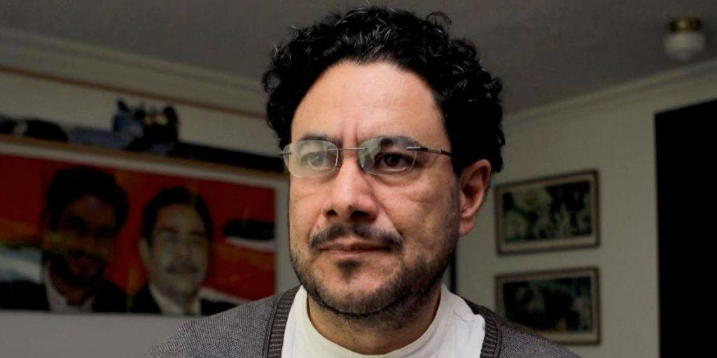 Иван Сепеда, български възпитаник и колумбийски сенатор. Снимка: noticias.canal1.com.co