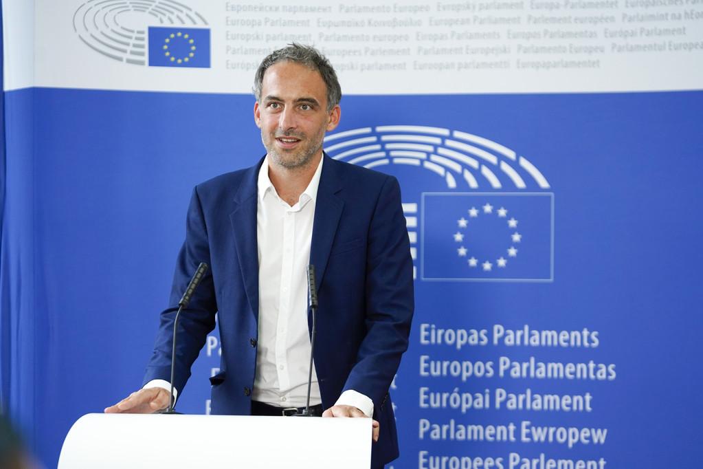 Рафаел Глюксман. Снимка: European Parliament