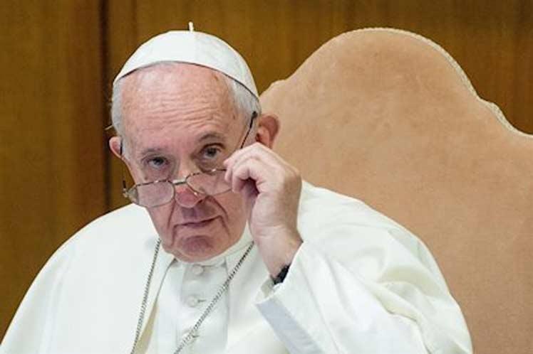 Папа Франциск I. Снимка: Prensa Latina