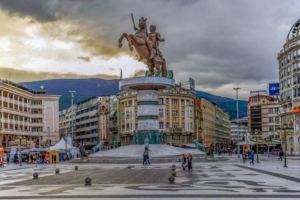 Скопие, Македония. Източник: Pixabay