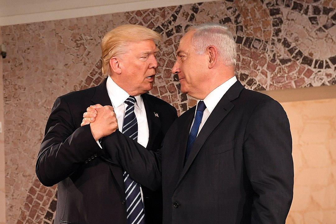 Тръмп и Нетаняху изглеждат решени да не позволят успокояване на ситуацията в Близкия Изток. Wikimedia Commons