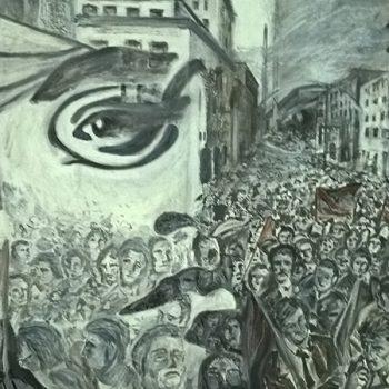 Уж не виждаме Грамши, а той е тук... Илюстрация: plutopress.com