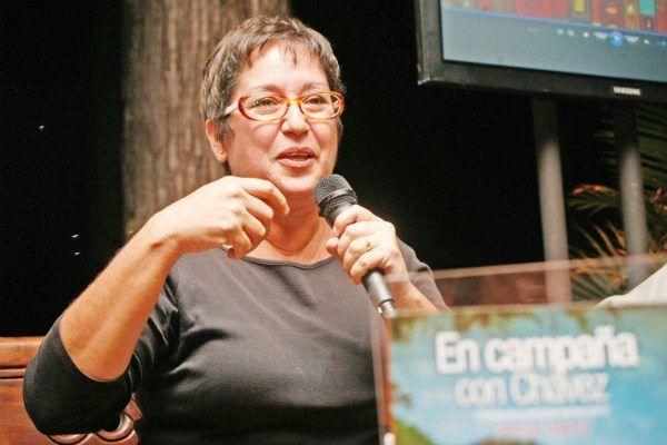 Карола Чавес. Снимка: sul21.com.br