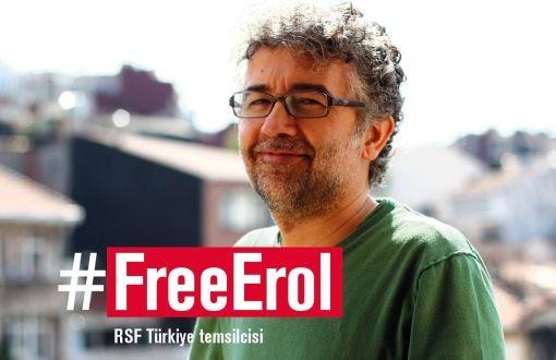 """""""Репортери без граници"""" водят усилена кампания в защита на своя представител в Турция Ерол Йондероглу"""