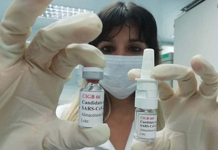 Куба провежда изпитания едновременно с четири вида свои ваксини срещу Codid-19. Снимка: prensa-latina.cu