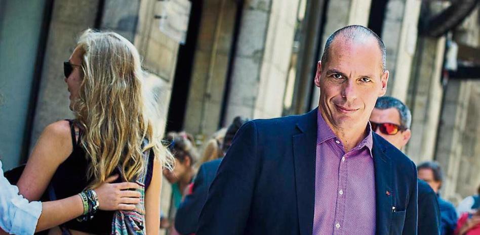 Янис Варуфакис. Снимка: lavanguardia.com