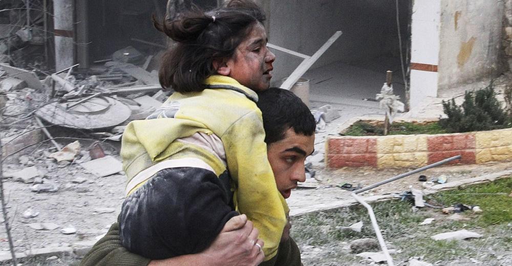 Syria-Girl