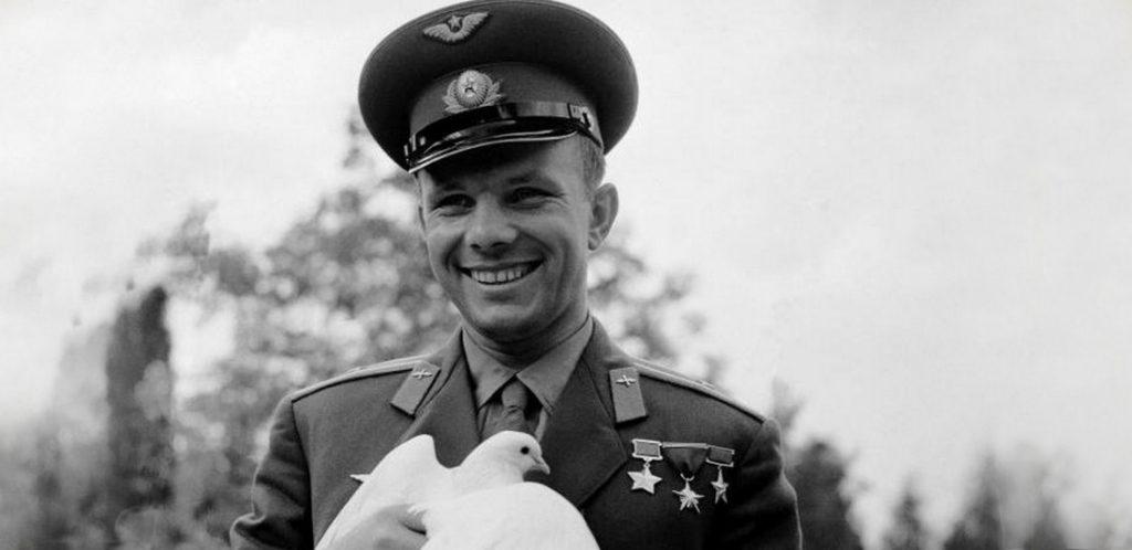 Юрий Гагарин е първият земен жител, въвел човечеството в космическата ера. Снимка: ria.ru
