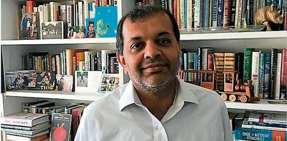 Сукету Мехта е писател и журналист. Снимка: lavanguardia.com