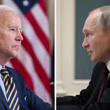 Ще има ли среща между Джо Байдън и Владимир Путин или новите санкции я провалят? Снимка: ria.ru