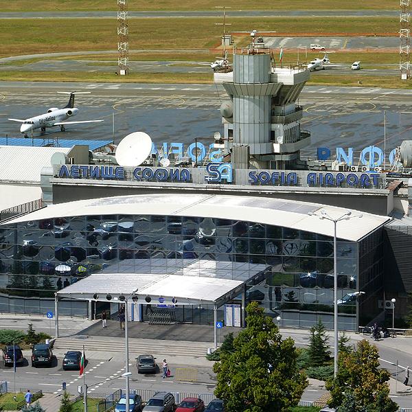 Снимка: www.sofia-airport.bg