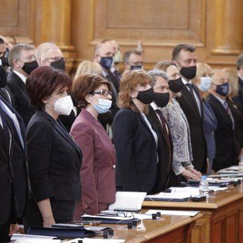 Въпреки бурното начало и големите очаквания, 45-тото Народно събрание живя едва около 20 дни. Снимка: parliament,bg
