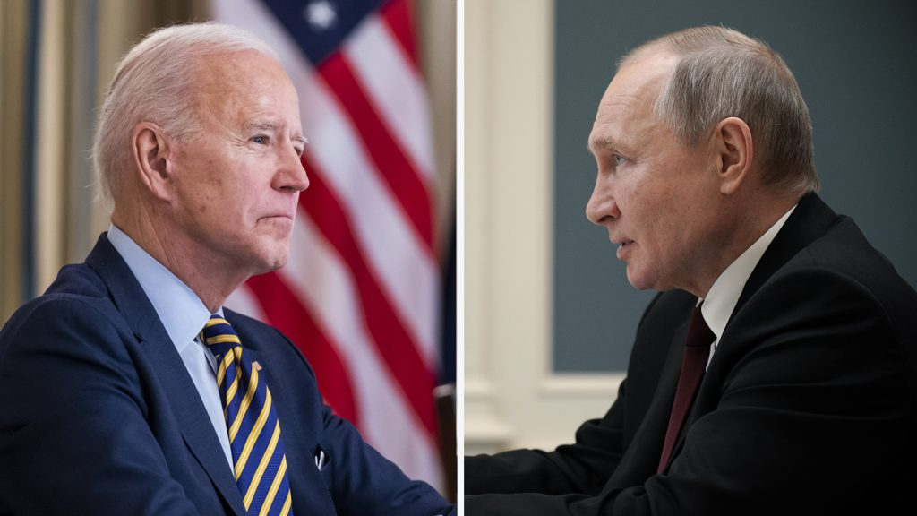 Срещата на Джо Байдън и Владимир Путин се очаква да се състои в средата на юни. Снимка: ria.ru