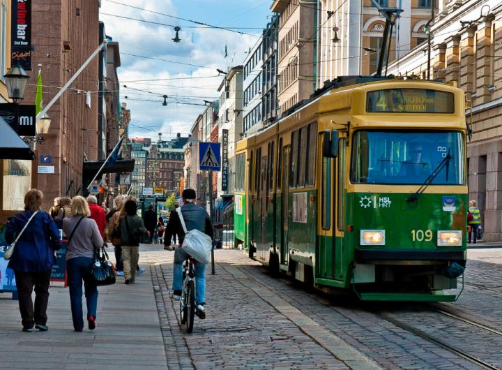 Дори щедра социална система като тази във Финландия може да бъде подобрена
