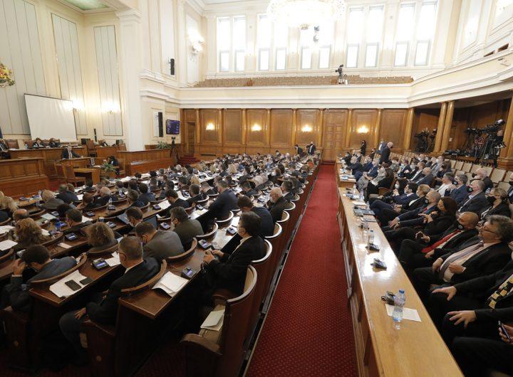 Снимка: Parliament.bg