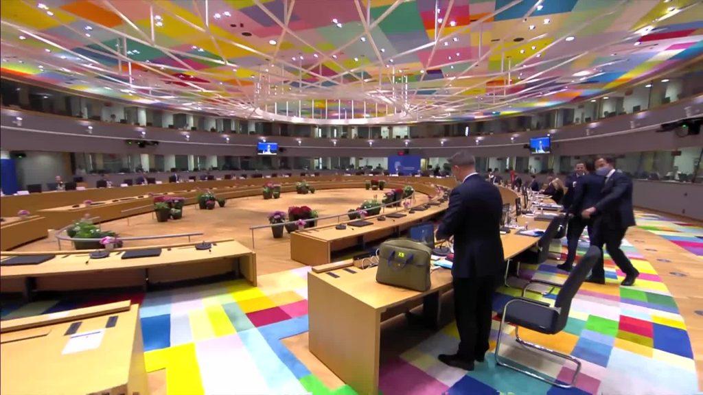 Европейският съвет обърна гръб на Путин. Снимка: concilium.europa.eu