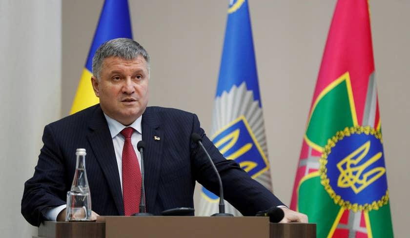 Арсен Аваков. Снимка Ройтерс.