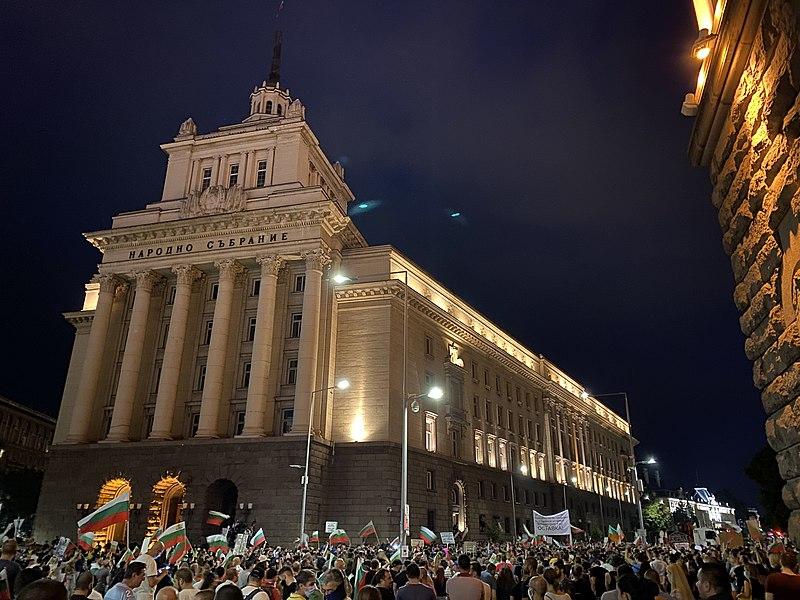 Протестите и изборите не донесоха повече или по-истинска демокрация Снимка: Wikimedia Commons