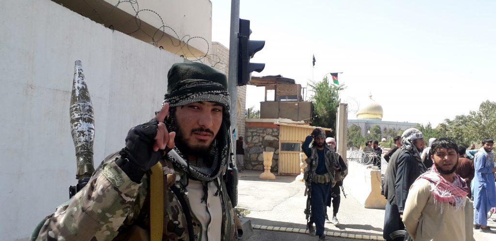 20 г. по-късно Афганистан отново е под контрола на талибаните. Снимка: EFE