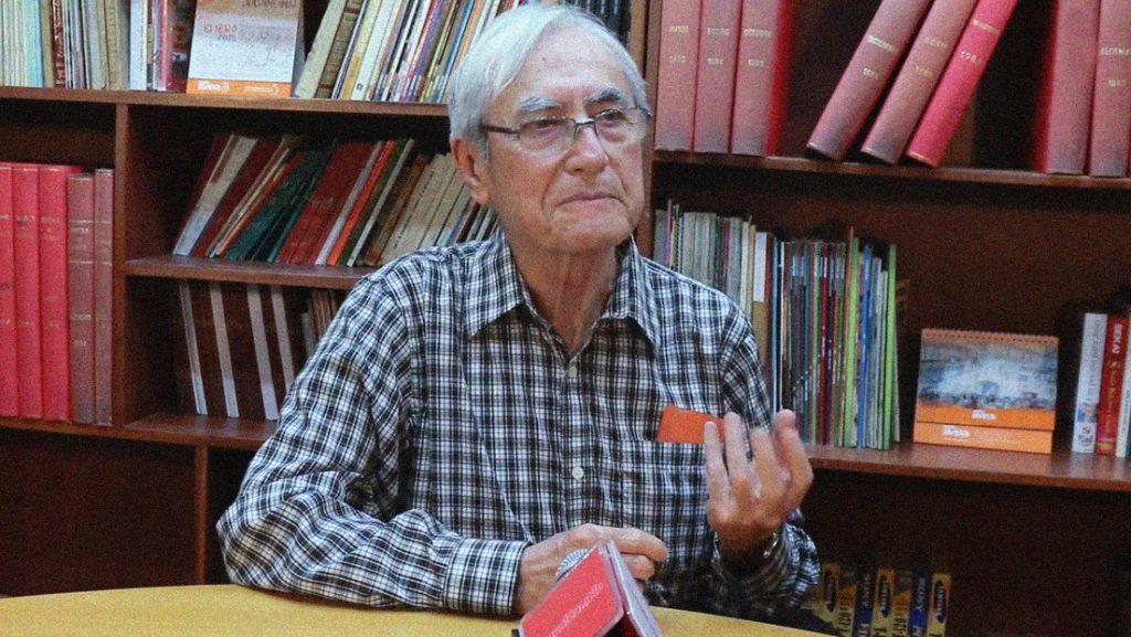 Ектор Бехар. Снимка: Уикипедия