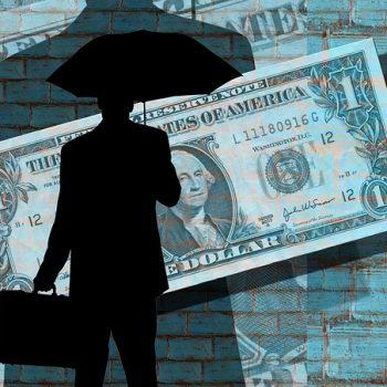 Dollar Man Taxes Career Money Tax Evasion Income