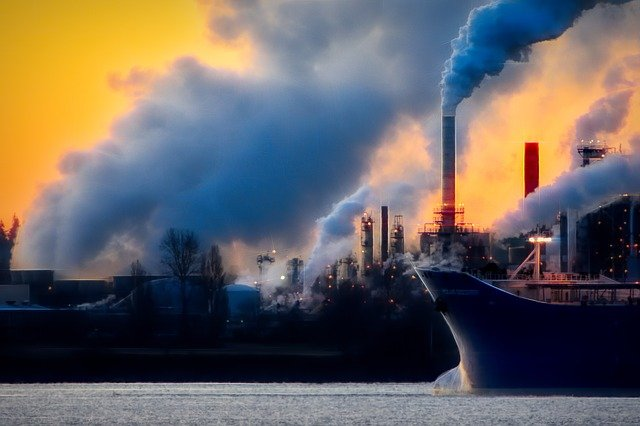 Environment Global Earth Nature Warming Pollution