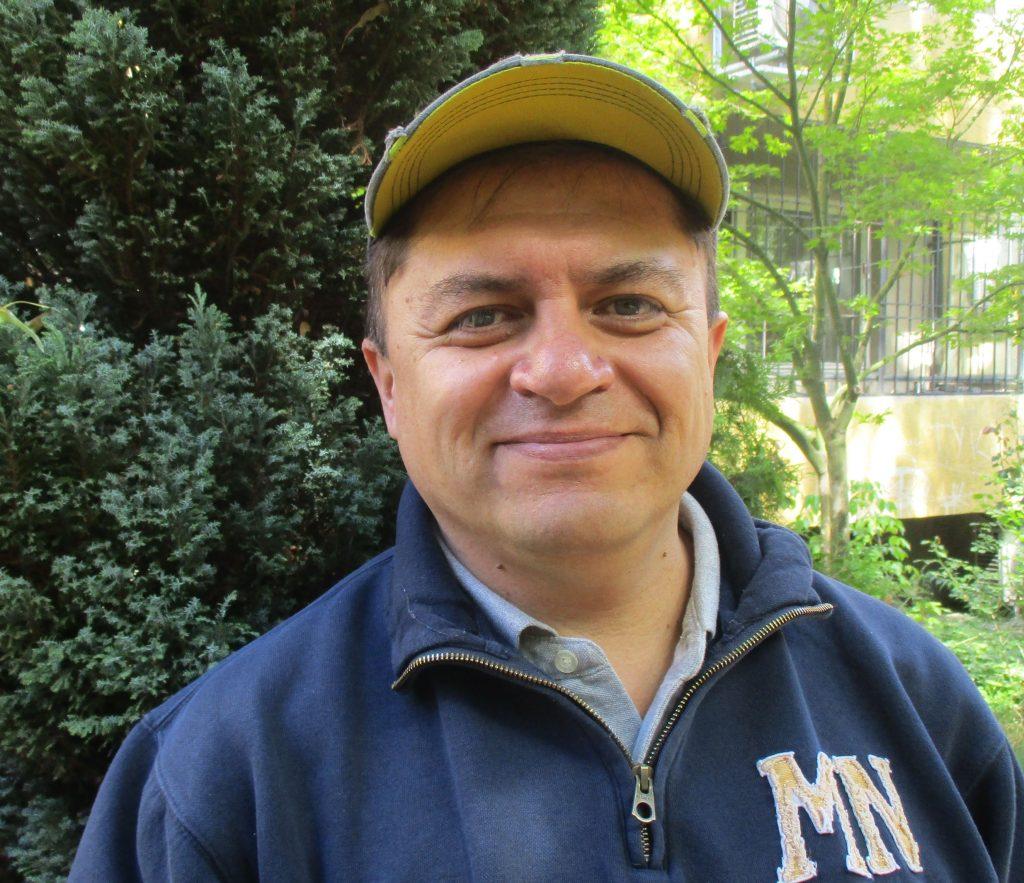 Владимир Моралес. Снимка: Къдринка Къдринова