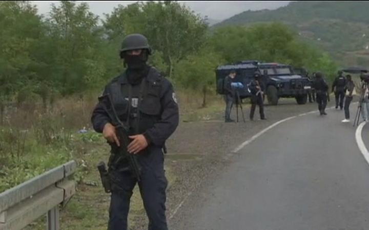 Изпращането на косовски спецчасти на границата със Сърбия рязко вдигна напрежението между ПРищина и Белград. Снимка: regnum.ru