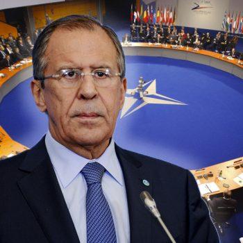 Сергей Лавров обяви закриване на руското представителство в НАТО. Снимка: mskgazeta.ru