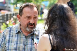 """Атанас Ценов, председател на дружеството на СБЖ в """"Радио България"""""""